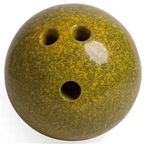 Champion 5lb Plastic Rubberized Bowling Ball