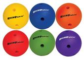 Champion Sports Rhino Skin Bowling Balls Set of 6