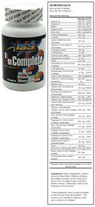 V/M Complete Advanced Vitamin & Mineral Supplement