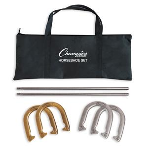 Champion Sports Steel Horseshoe Sets