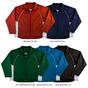 "Game Sportswear ""Titan"" Warm-up Jackets"