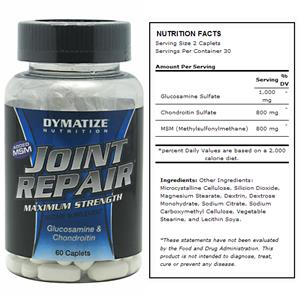 DYMATIZE NUTRITION Joint Repair Supplement