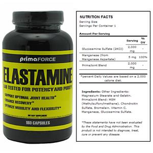Primaforce Elastamine Joint Supplement