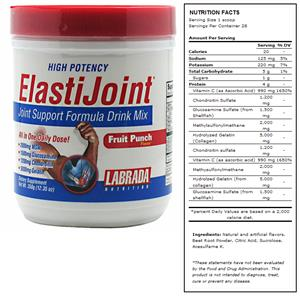 Labrada Nutrition ElastiJoint Joint Supplement