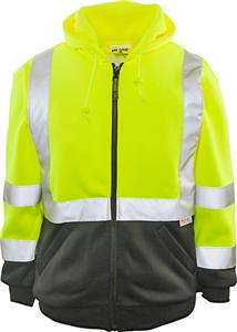 Game Sportswear Maintenance Safety Jacket Hoodie