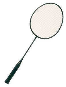"Champion 24"" Steel Intermediate Badminton Racket"