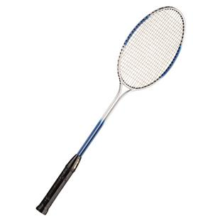 Champion Double Steel Shaft/Frame Badminton Racket