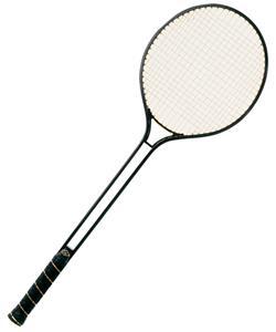 Champion Alum. Double Shaft Frame Badminton Racket