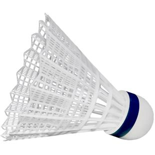 Champion Nylon Indoor Shuttlecock 6 Per Tube