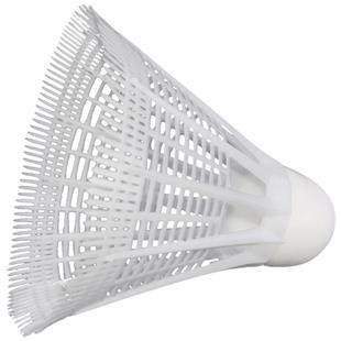 Champion Plastic Indoor Shuttlecock 6 Per Tube