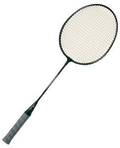Champion Wide Body Aluminum Frame Badminton Racket