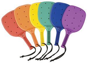 "Champion Sports 14"" Paddleball Racket-Set 6 Colors"