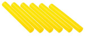 "Champion Sports 11"" Plastic Relay Batons-Set of 6"