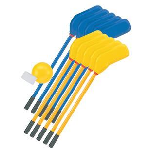 "Champion Rhino Soft 30"" Hockey Set Sticks & Puck"