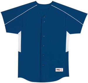 Performance Full-Button Baseball Jerseys Closeout