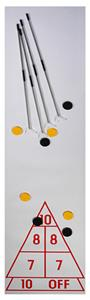 Champion Sports Shuffleboard Economy Set