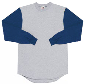 H5 50/50 Long Sleeve Baseball Undershirt-Closeout