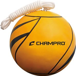 Champro Heavy Duty Yellow Rubber Tetherballs
