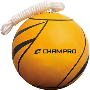 Champro Heavy Duty Yellow Rubber Tetherballs