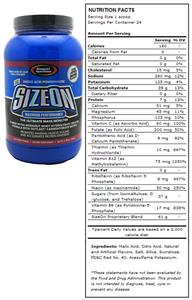 Maximum Performance SizeOn - Wild Berry Punch