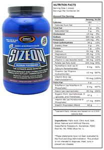 Maximum Performance SizeOn - Grape Cooler