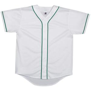 Poly-Pro Mesh Full Button Baseball Jersey-Closeout
