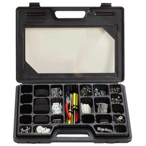 Adams Football Hardware Kits w/Carry Case