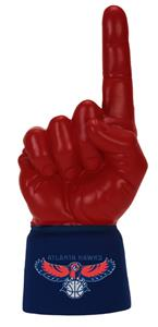 UltimateHand Foam Finger NBA Atlanta Hawks Combo