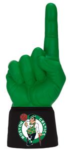 UltimateHand Foam Finger NBA Boston Celtics Combo