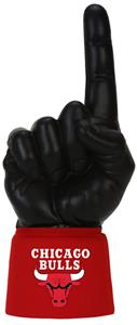 UltimateHand Foam Finger NBA Chicago Bulls Combo