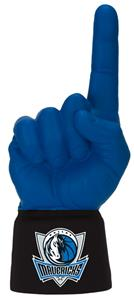 UltimateHand Foam Finger NBA Dallas Mavericks