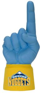 UltimateHand Foam Finger NBA Denver Nuggets Combo