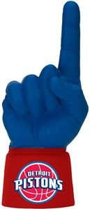 UltimateHand Foam Finger NBA Detroit Pistons Combo