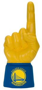 UltimateHand Foam Finger NBA Golden State Warriors