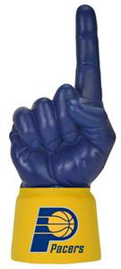 UltimateHand Foam Finger NBA Indiana Pacers Combo