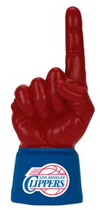 UltimateHand Foam Finger NBA LA Clippers Combo