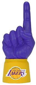 UltimateHand Foam Finger NBA LA Lakers Combo