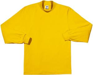 High 5 Heavyweight Long Sleeve Mock Turtleneck CO