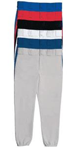 H5 14oz Double Knit Baseball Pants Closeout