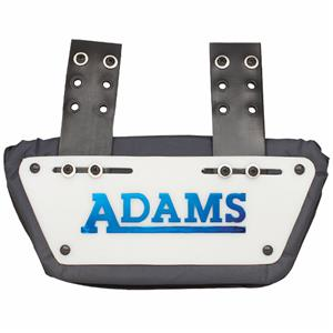 "Adams ""Boss"" Football Shoulder Pad Lower Back Pads"