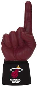 UltimateHand Foam Finger NBA Miami Heat Maroon