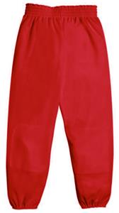 High Five Double Knit Pull-Up Baseball Pants