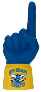 UltimateHand Foam Finger NBA New Orleans Hornets