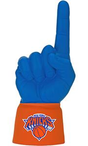 UltimateHand Foam Finger NBA New York Knicks Combo