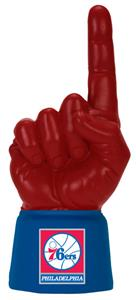 UltimateHand Foam Finger NBA Philadelphia 76ers