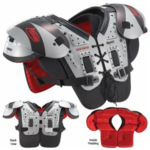"Adams ""Beast"" Youth Football Shoulder Pads"