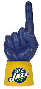 UltimateHand Foam Finger NBA Utah Jazz Combo