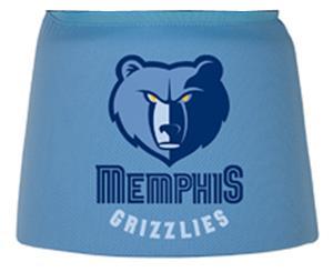 Foam Finger NBA Memphis Grizzlies Jersey Cuff