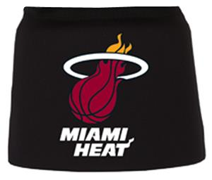 Foam Finger NBA Miami Heat Black Jersey Cuff