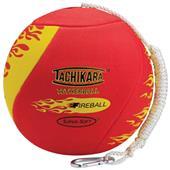 Tachikara Fireball Super-Soft Rubber Tetherballs